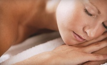 $54 for a 60-Minute Deep Tissue with 10-Minute Reflexology  at Touch of Serenity