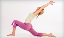 $8 for 6am Sunrise Flow Yoga Class - All Levels Welcome at Yoga One