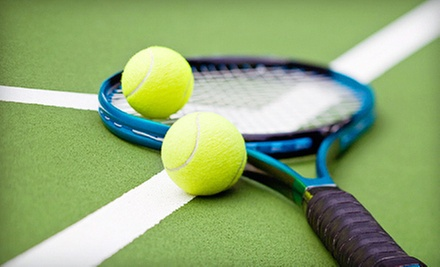 $12 for a 10 a.m. 55 and Older Beginner-Intermediate Tennis Lesson at South Bay Tennis Network