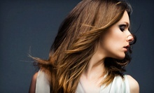 $39 for a Haircut, Blow Out, and Thermal Deep Conditioning Mask at Gabanti Salon & Spa