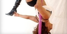 $8 for The Art of Striptease at 7:15pm at Pure Passion Fitness Studio