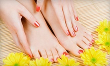 $13 for a Basic Mani-Pedi at Grace CC Beauty Spa