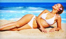 $12 for One Mystic Tanning Session at Golden Tan Salons