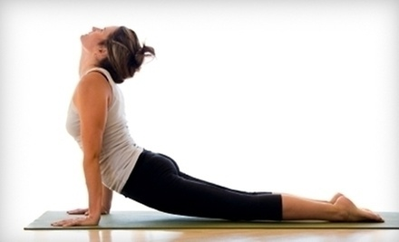 $9 for $15 at Lotus Yoga Dallas