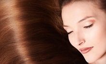 $99 for a Kera-Green Organic Straightening Treatment at Seshi Organic Salon