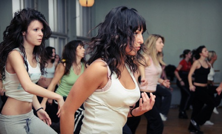 $5 for a 10 a.m. One-Hour Dance &amp; Fitness Class at RhythmX