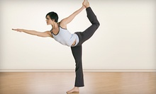 $8 for a Drop In Yoga Class at 12:30 p.m.  at Bikram Yoga Plainfield