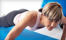 $5 for a Body Sculpt Class at 6:15 p.m.  at EF Bodywork- Oak Park