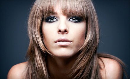 $39 for a Cut, Blow Dry, Partial Highlight, and Deep Conditioning at Evelina Beauty Salon