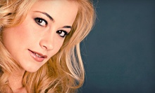$175 for Choice of Top or Bottom Permanent Eyeliner at Aesthetics Centre