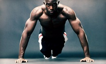 $5 for a 7:30 p.m. Boot Camp Session at Extreme Fitness Boot Camp