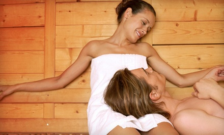 $15 for an Infrared Sauna Session at Go Fusion Fitness