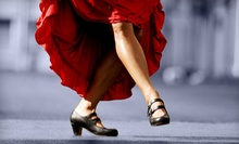 $12 for an Adult Flamenco Class at 4 p.m. at Virginia Ballet Company and School