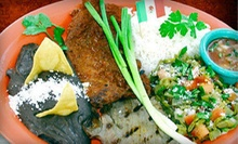 $10 for $20 at Monte Alban Restaurant
