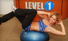 $10 for $75 Fitness Assessment and Personal Training Session at Level 1 Fitness