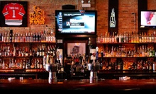 $6 for $12 at Third Rail Tavern