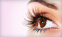 $78 for Syberian Mink Eyelash Extensions at Eyelash Dallas