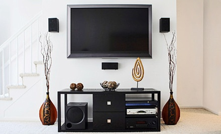 $110 for a Premium Tilt TV Wall Mount and One 12ft. HDMI Cable at Lelch Inc.