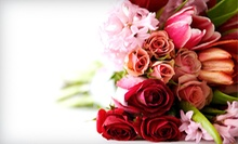 $15 for a Pre-Made Flower Arrangement at City Enchanted Gardens Florist