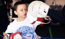 $6 for 11 a.m. Kids Kickboxing Class at The House of Hardknocks Boxing