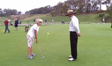 $69 for 4:15p.m. On Course Play Lesson  at Matt McConnin PGA
