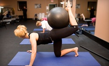 $9 for 9:45 a.m. Mat Pilates Class at Adrenaline Pilates