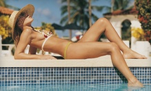 $24 for a Full Body Spray Tan at Luxe Beauty Boutique