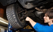 $40 for a Four-Wheel Alignment  at Nexar Auto Repair