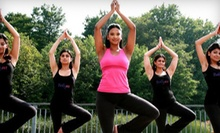 $7 for a 7 p.m. Drop in Class at Bollyfit International