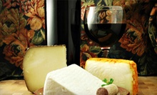 $15 for a Wine and Cheese Pairing Class at 7 p.m. at Taste Philadelphia