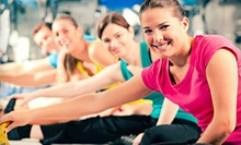 $10 for a Yoga Class at 8 a.m.  at D-Fine Fitness