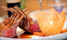 $15 for $30 Worth of Mediterranean Fare at Tavira