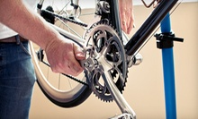 $10 for Biking Gear (Up to $20 Value)  at Columbia Bicycle Center
