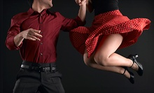 $8 for 7:30pm Beginner Salsa Class at 3rd Street Dance