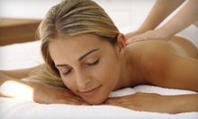 $50 for a Slimming Body Wrap  at NYW Beauty Island