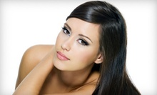 $84 for Partial Highlights or Single Process Color, Cut &amp; Style at Silk Hair Salon