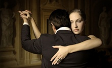 $15 for a 55-Minute Ballroom Dance Lesson for Two at 7 p.m. at Mousai Studios