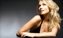 $21 for a First Class Blow Dry  at Nelson J Salon