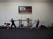 $7 for a 7pm Group Training Session at 15 West