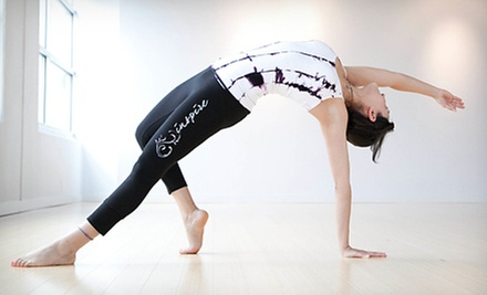 $9 for a Group Yoga Class at 11:00 a.m. at Inspire Yoga