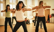 $7 for a Zumba Class at 7 p.m. at Northport's MMA Fitness Center
