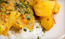 $10 for $20 at Streets of India Cafe