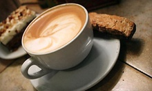 $3 for $5 at Ten Forward Coffee & Tea Lounge