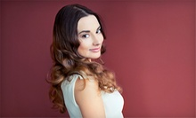 C$48 for a Haircut and Blow Dry (Up to C$80 Value) at On The Avenue Spa by Woody Michleb