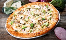 $8 for a Medium One-Topping Pizza at Extreme Pizza - Culver City