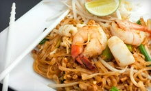 $10 for $20 at Tub Tim Thai Restaurant