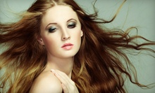 $36 for Shampoo/Style, Cut, Deep Conditioning &amp; Clarifying Treatment at Verde Salon Phoenix