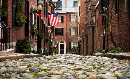$12 for a Boston Civil War Tour for Two at 2:30 p.m. at Boston Civil War Tours