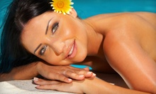 $25 for a Spray Tan Session at Radical Tan