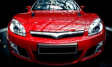 $39 for a Special Touch Hand Wax at DoneRight Auto Spa